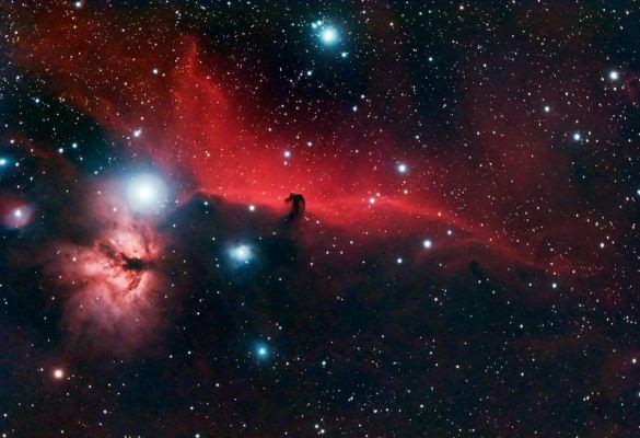 Barnard 33 et IC 434
