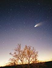 Comète Hale-Bopp
